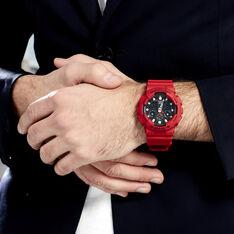 Montre Casio G-shock Black & Red Noir - Montres sport Homme | Marc Orian