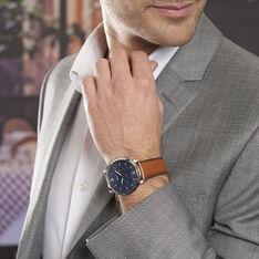 Montre Fossil Neutra Chrono Bleu - Montres sport Homme | Marc Orian