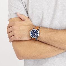 Montre Fossil Grant Bleu - Montres classiques Homme | Marc Orian