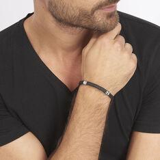 Bracelet Selwaae Or Acier Bicolore - Bracelets Homme | Marc Orian