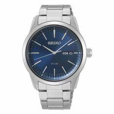 Montre Seiko Classique Bleu - Montres classiques Homme   Marc Orian