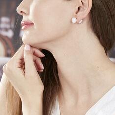Bijoux D'oreilles Novelta Or Jaune - Boucles d'oreilles Ear cuffs Femme | Marc Orian
