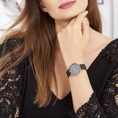 Montre Codhor Cindy Noir - Montres Femme | Marc Orian
