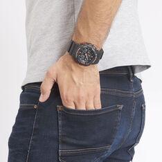 Montre Casio G-shock Black & Red Noir - Montres sport Homme   Marc Orian