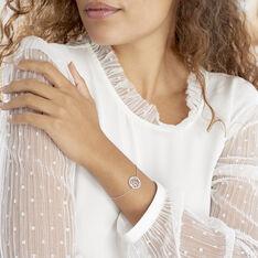 Bracelet Maximilian Argent Blanc Oxyde De Zirconium - Bracelets chaînes Femme   Marc Orian