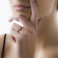 Bague Solitaire Lysia Or Jaune Diamant - Bagues Solitaire Femme | Marc Orian