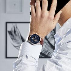 Montre Tommy Hilfiger Spencer Bleu - Montres automatique Homme | Marc Orian