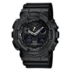 Montre Casio G-shock Black & White Noir - Montres sport Homme | Marc Orian