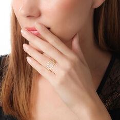 Bague Or Jaune Diamant - Bagues Femme | Marc Orian