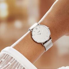 Montre Cluse Minuit Blanc - Montres Femme | Marc Orian