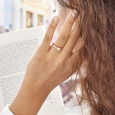 Bague Solitaire Grace Or Jaune Diamant - Bagues Solitaire Femme   Marc Orian