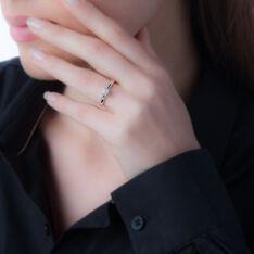 Bague Solitaire Grace Or Blanc Diamant - Bagues Solitaire Femme | Marc Orian
