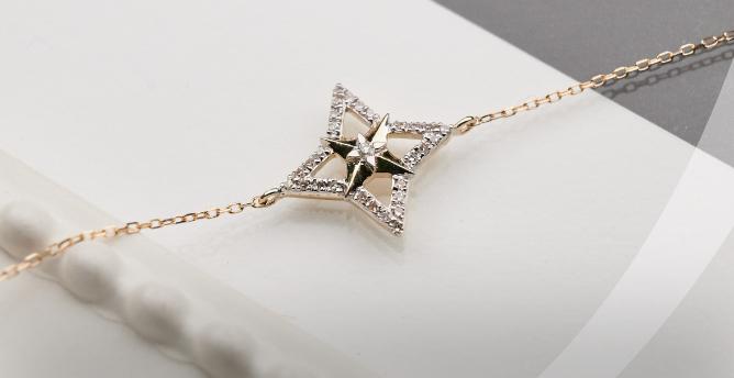 nos bracelets en or