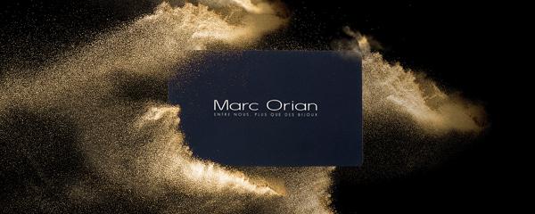 Le programme de fidélité Marc orian