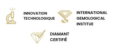selection diamant synthetique